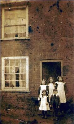 The Fox Children   Geoff Webb
