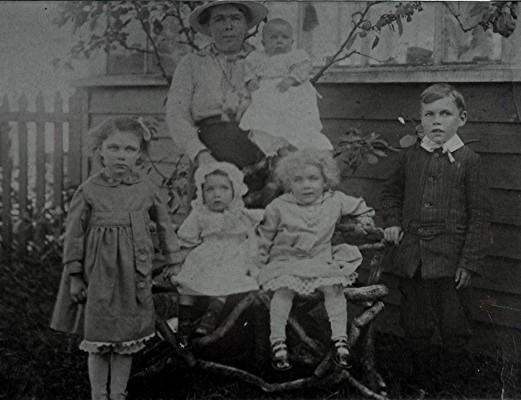 The Fox Family | Geoff Webb