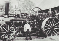 Frank Pratley's Steam Engine