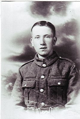 Fred Coote. c.1916 | Geoff Webb