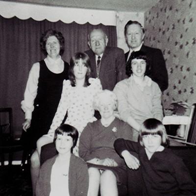 Coote Family Celebration   Geoff Webb