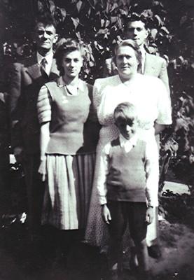 The Freeman Family | Geoff Webb