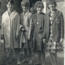 Mireille, Hilary, Genvieve & Ann