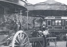 Baldock Fair before the War