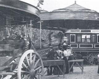 The Fair in Edwardian Times