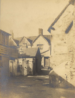 Farthing Lane, 1898
