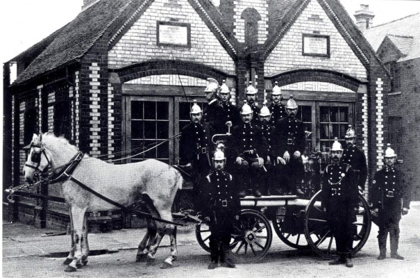 The Royston Fire Brigade | Royston Museum