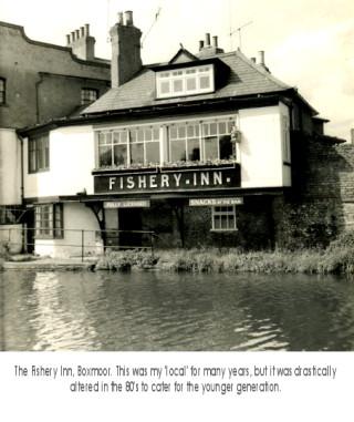 The Fishery Inn  c. 1960 | Kevin Ellis