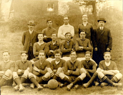 Another early football club in Cheshunt