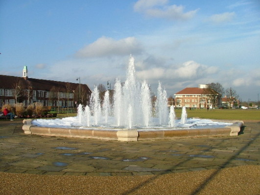 Letchworth Fountain | Sonia K