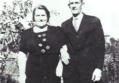 Violet & Percy Freeman