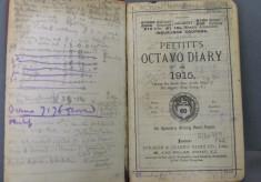 Julian Grenfell's Diary