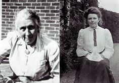 Gertrude & Anna Peake