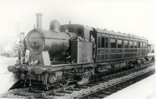 GNR040T Railmoton No 5 | Hertfordshire Archives & Local Studies