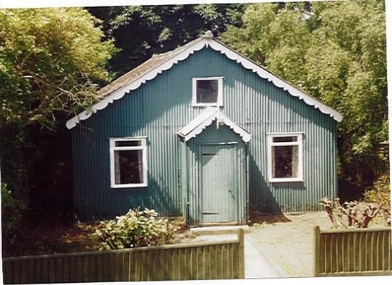 Great Wymondley village hall in Arch Road, 2000   John Hammond Laflin