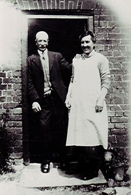 George & Amy Daniels | Geoff Webb