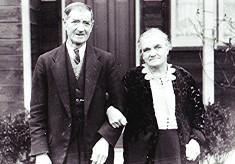 George & Ellen Faulder