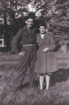 George & Joyce Brett | Geoff Webb