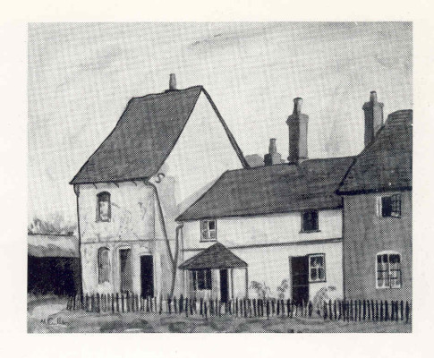Gates' Cottage (The Old Swan), Trinity Road | Miss Mabel Culley