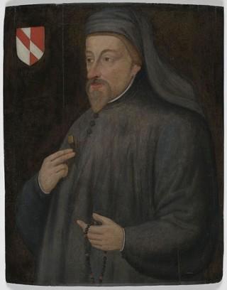 Geoffrey Chaucer (17th Century) | Public domain