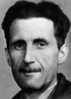 George Orwell (Eric Blair) 1933 | Originally Branch of the National Union of Journalists (BNUJ)