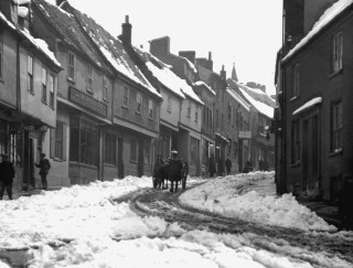George Street, St Albans, c1900 | Hertfordshire Archives & Local Studies [Kent Collection]