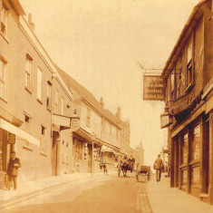 George Street about 1900