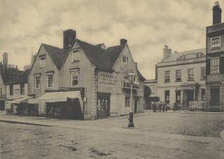 Gilpin House and Rakin Square   Hals
