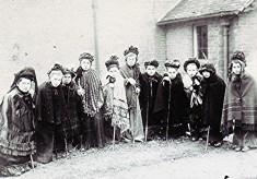 Girls School 'Old Ladies'