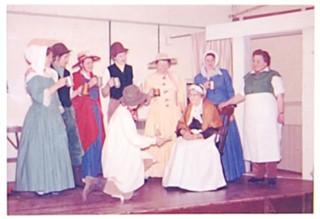 WI Golden Jubilee play