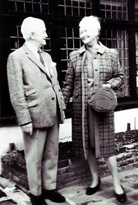 Mr. & Mrs. Gordon-Dean, c.1955 | Geoff Webb