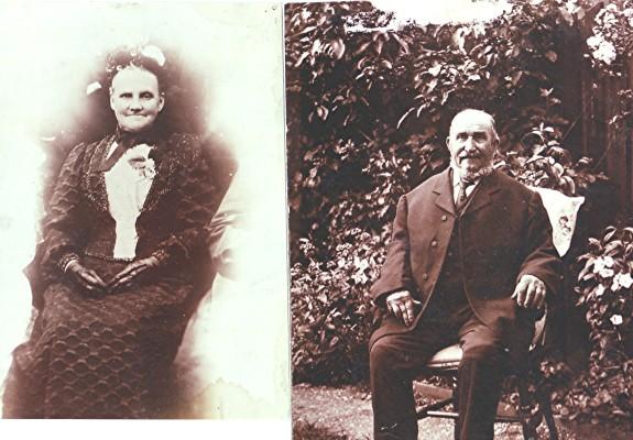 William & Anne Gravestock   Geoff Webb
