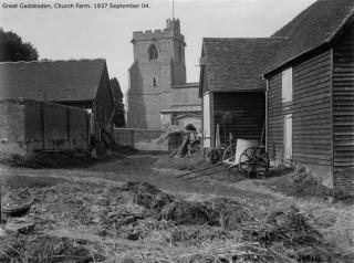 Church Farm, Great Gaddesdon