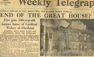 Chehunt & Waltham Weekly Telegraph | Hertfordshire Archives & Local Studies