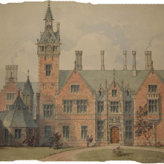Gilston Park | Hertfordshire Archives and Local Studies, Ref: D/EBo P7