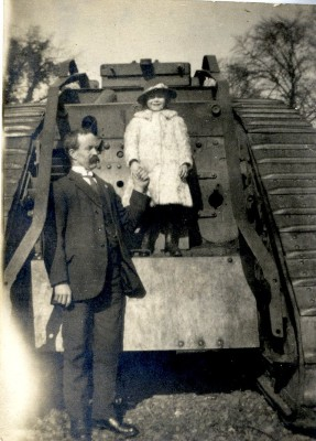 Tank in Cedars Park