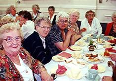 Girls School Reunion 1995