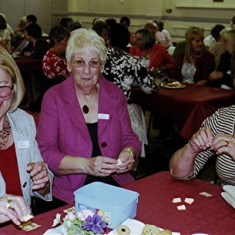 Audrey Fairall (left), Rose Maguire (centre) and June Smith. | Geoff Webb