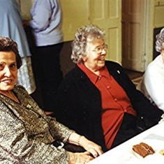 Left to right: Sisters Gladys, Eileen and Ivy Austin | Geoff Webb