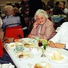 Left to right: Edna Dunning, Ida Elborn, Norah 'Peggy' Peck | Geoff Webb
