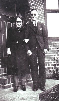Ellen & Herbert Elborn, 1940 | Geoff Webb