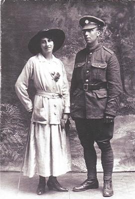 Harold & Ethel Grey | Geoff Webb