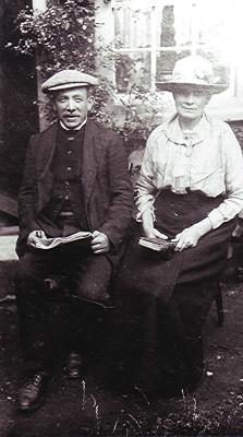 Henry & Jane Coote   Geoff Webb