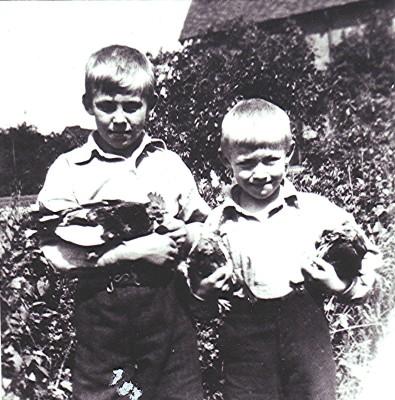 Harold & John Dunckley | Geoff Webb