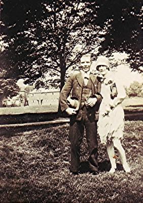 Harry & Elizabeth Daniels | Geoff Webb