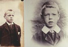 Herbert & Percy Jarman