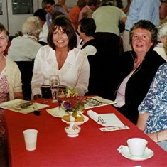 (Left to right): Christine Scrivener, Linda Hales, Pam Burrows, Monica Bigham. | Geoff Webb