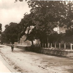 Top end of St peters Street, about 1900