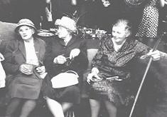 Womens Institute Friends, c.1954