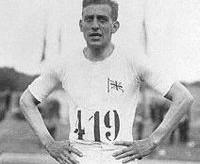 Harold Abrahams CBE - 1899 to 1978